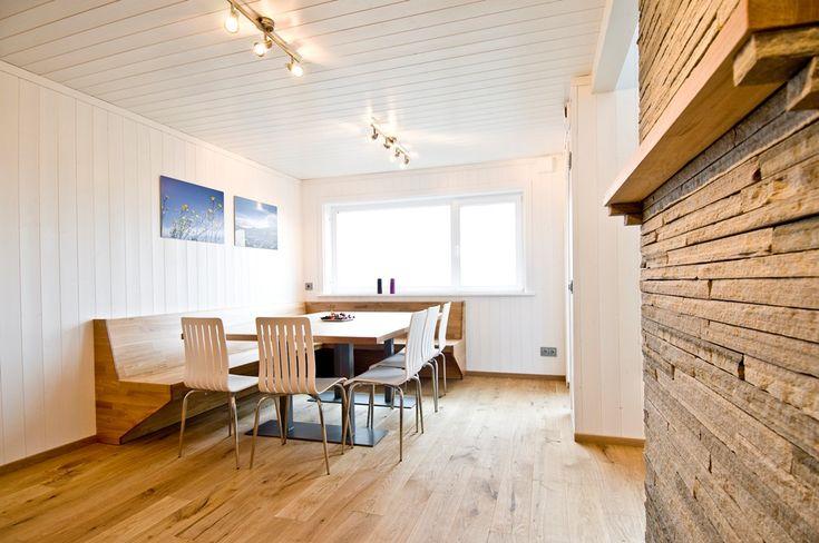 Minimalist Swedish Two-Level Apartment Exhibiting an Alluring Design