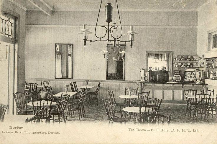 Bluff Hotel Tea Room