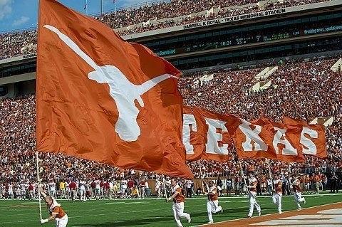 Texas longhorns football team