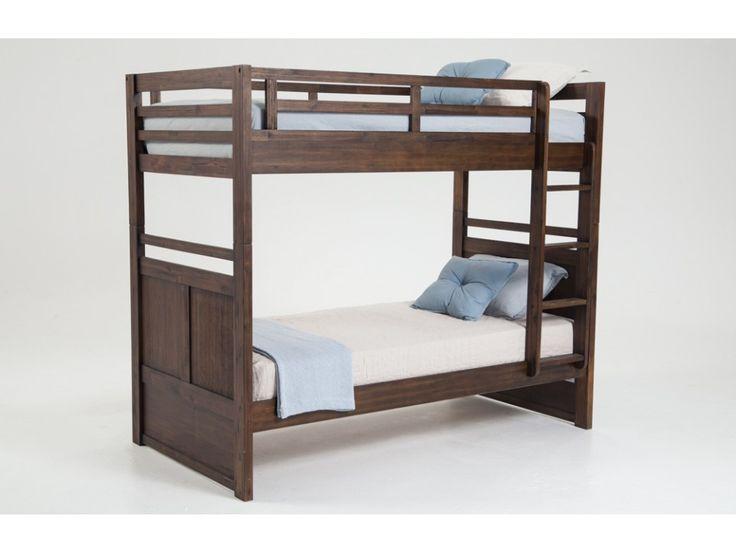 Chadwick Twin Bunk Bed   Kids Bunk Beds   Kids Furniture   Bobu0027s Discount  Furniture