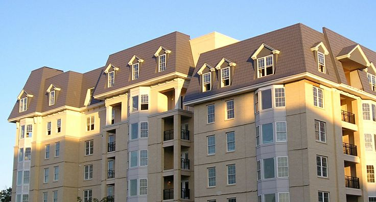 MetalWorks® StoneCrest® Slate in Sierra Slate Grey #roofing #shingles