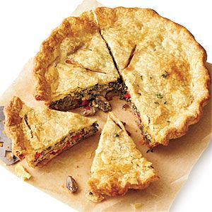 Pizza Rustica Recipe | MyRecipes.com