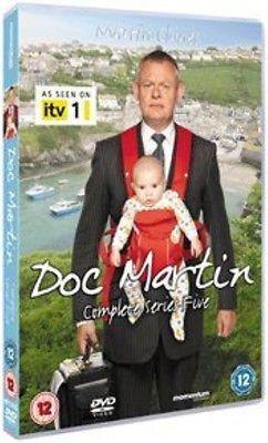 Doc Martin: Complete Series Five - DVD Region 2
