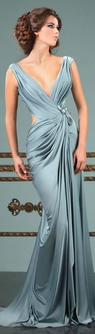 Mireille Dagher COUTURE SPRING/SUMMER 2013
