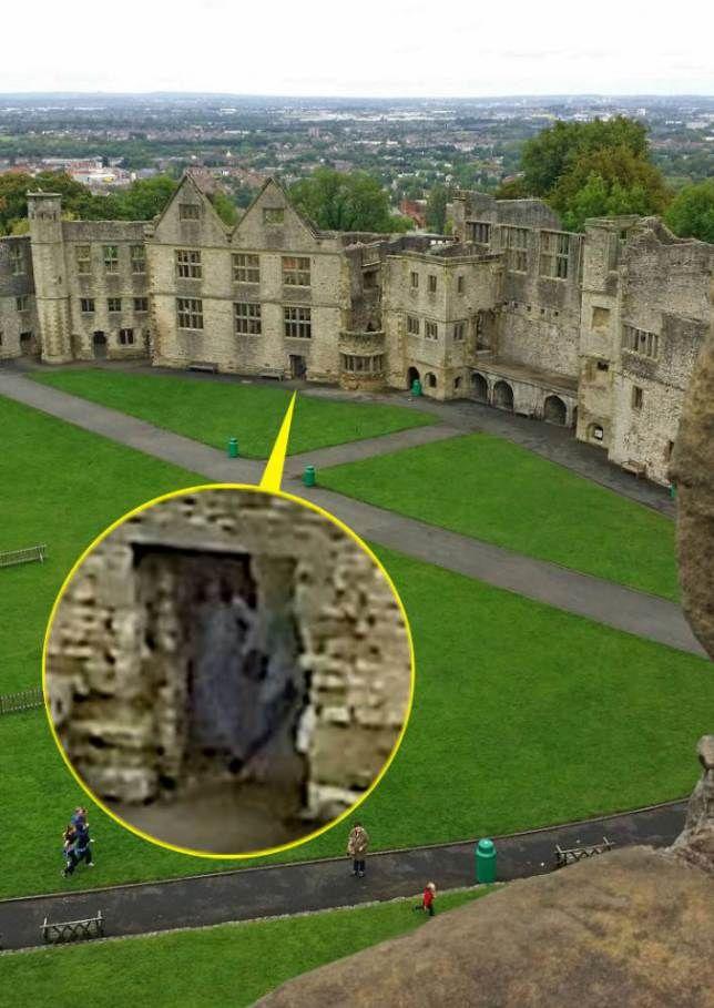 Imagem de fantasma em castelo inglês causa repercussão