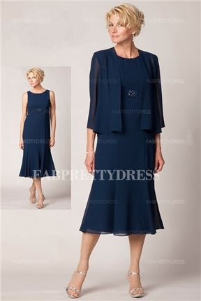 Grandmother Dresses 2 Piece