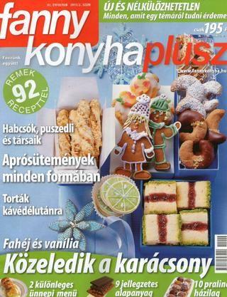 fanny konyha plusz 2011 02 by boldogpeace, lapozható füzet, receptek