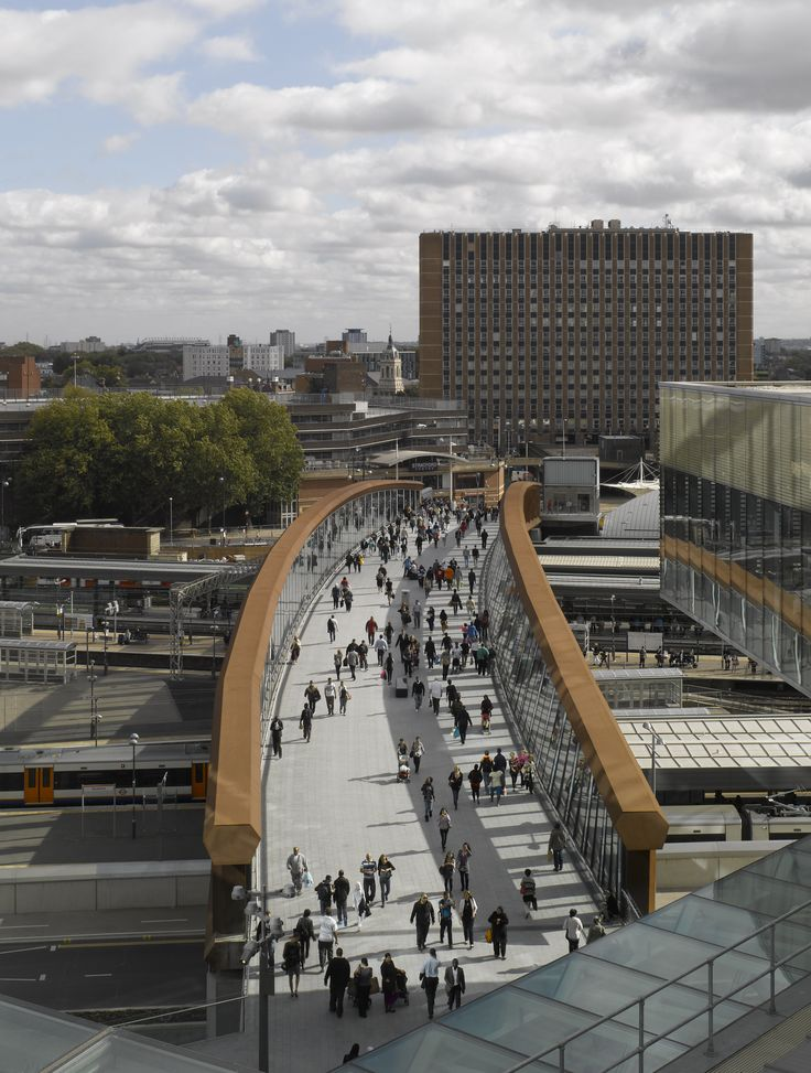 Stratford Town Centre Link - Knight Architects