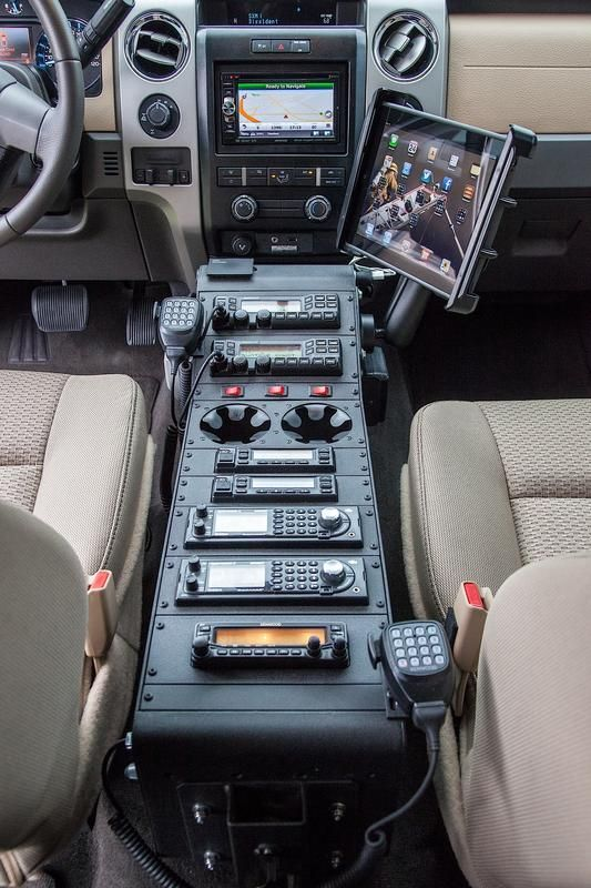 Ford Raptor Interior >> New 2012 F150 radio install - The RadioReference.com Forums | Ham Stuff | Mobile ham radio ...