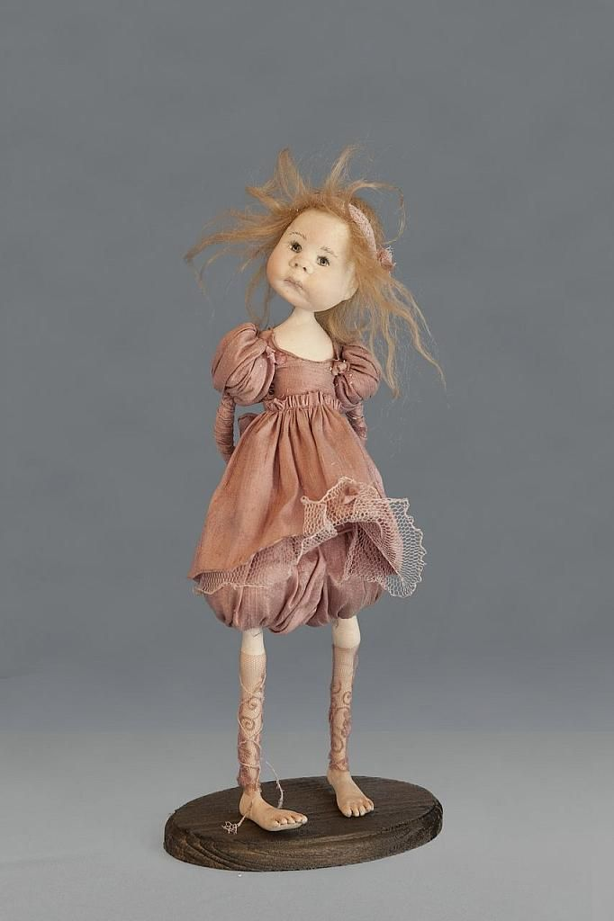 Nel Grootehedde doll