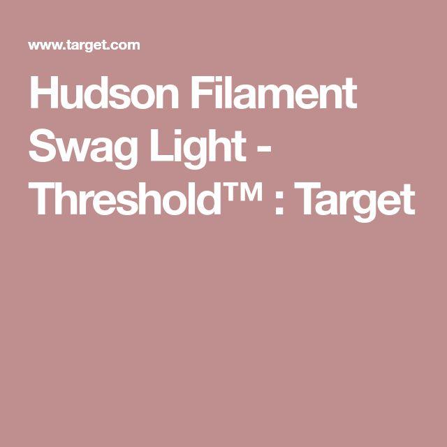 Best 25 Swag Light Ideas On Pinterest Hanging Light