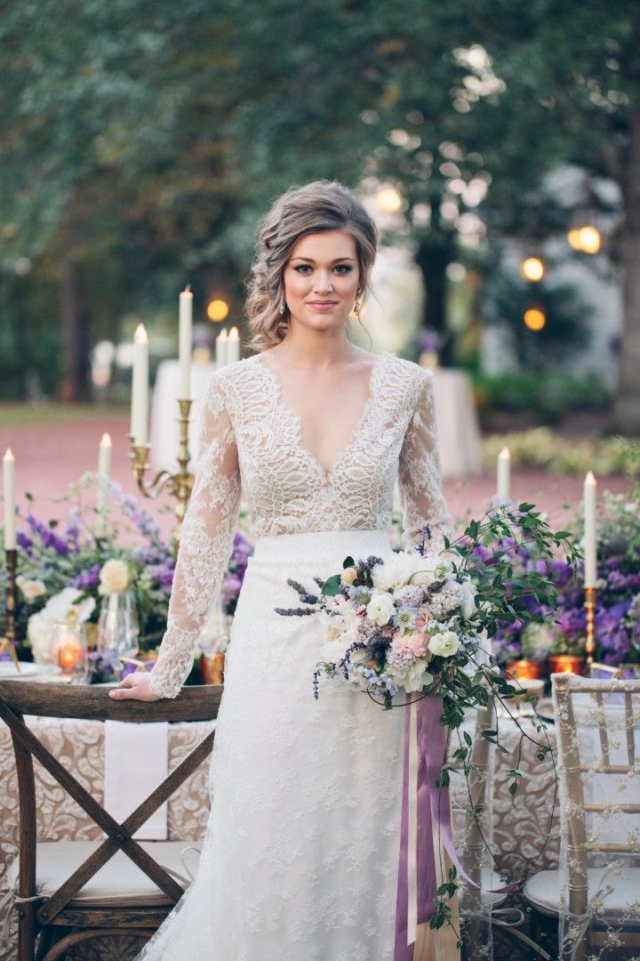 Southern Charm: Flawless Alabama Wedding Inspiration - MODwedding
