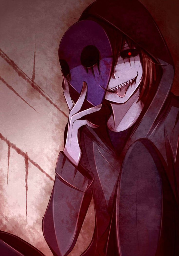 [C] Eyeless Jack by Likesac on DeviantArt