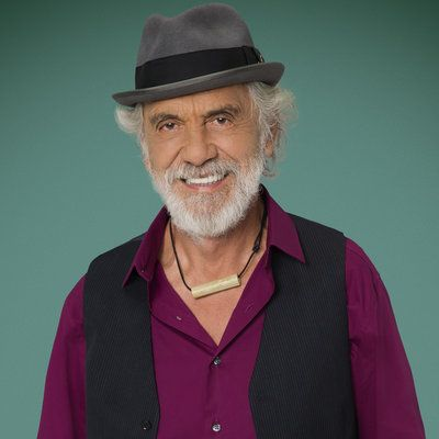 Tommy Chong partnered with Peta