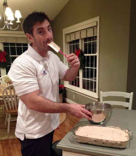 Hosts are sharing their favorite Christmas (in July) Recipes Mocha Ice Box Cake - Amy Stran @QVC