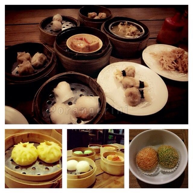 Bamboo dimsum.. all you can eat
