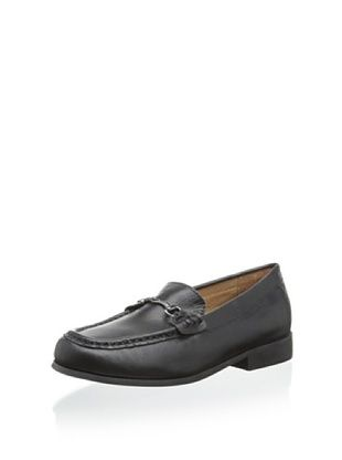57% OFF Mighty Joe by Amiana Kid's Ornament Loafer (Black)