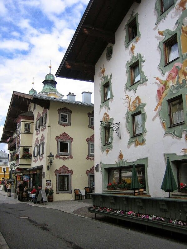 I think I would like to go back to Austria - St Johann was where I learnt to ski so will always have a memory!