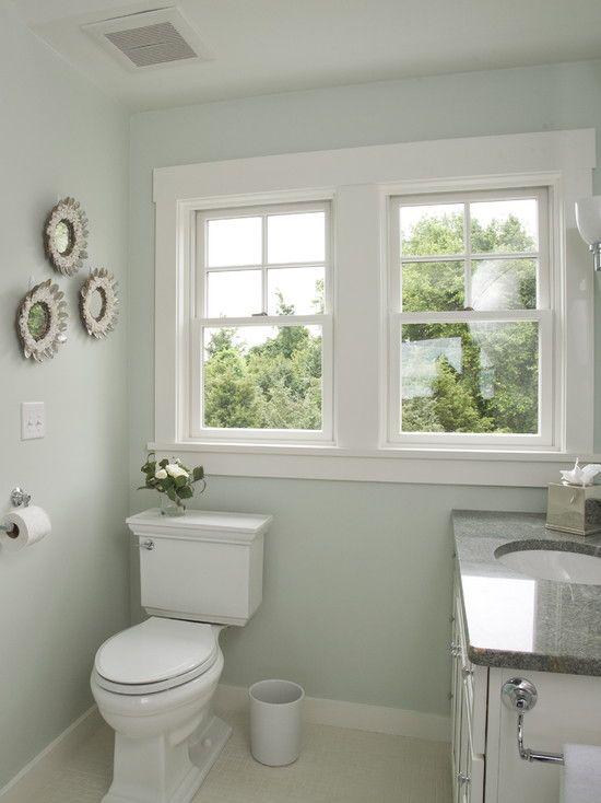 Bathroom Colors Green