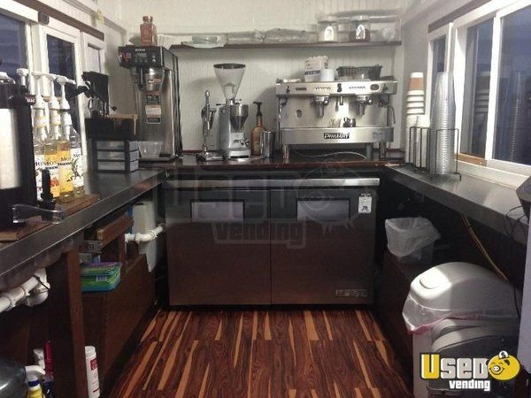 8' x 12' Food Concession Trailer for sale in Texas - Small 7