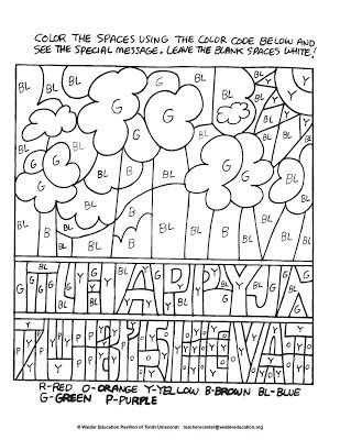 7 fruits for tu bshvat coloring pages | 318 best images about Hebrew School/ holidays on Pinterest ...