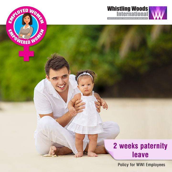 Confirmed male employees, who are new Fathers will be entitled to 14 days of Paternity Leave for the birth of a child.