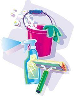 Se lavate il vostro pavimento con acqua calda e acido citrico... ♥