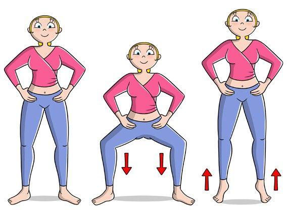 Tonificare gambe e cosce è il tuo obiettivo? Segui i cinque esercizi che ti propone Melarossa e tonifica il tuo corpo a casa.