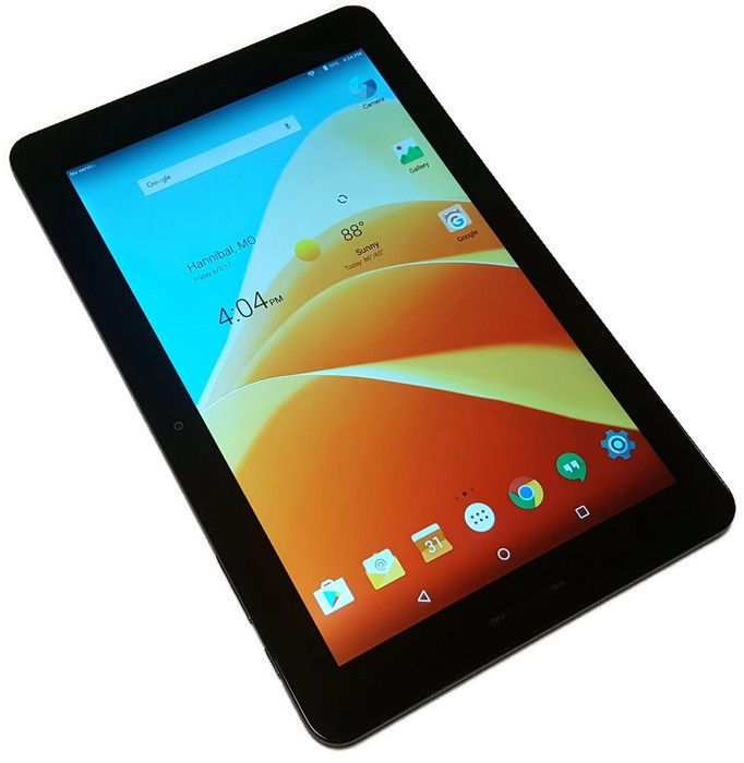 ZTE ZPad 16GB Black 10.1 Android Tablet Wi-Fi + 4G LTE from US Cellular #4176 #ZTE