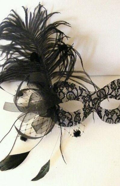 Masquerade Ball mask idea