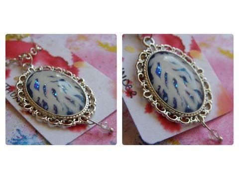 Gorgeous Necklace: 'Thunder'