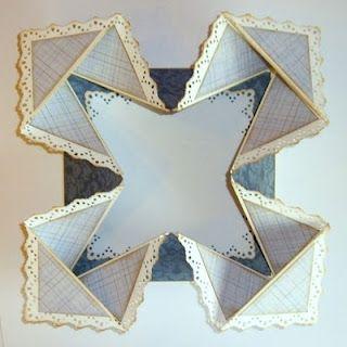 Folding card tutorial