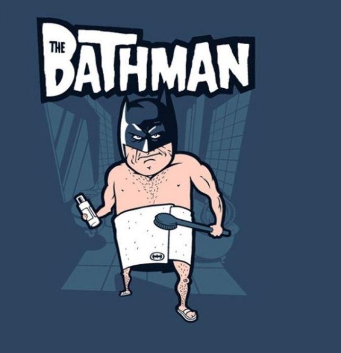 Бэтмен прикол картинки