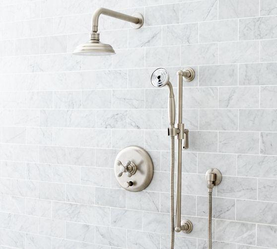 Langford Shower & Tub Set