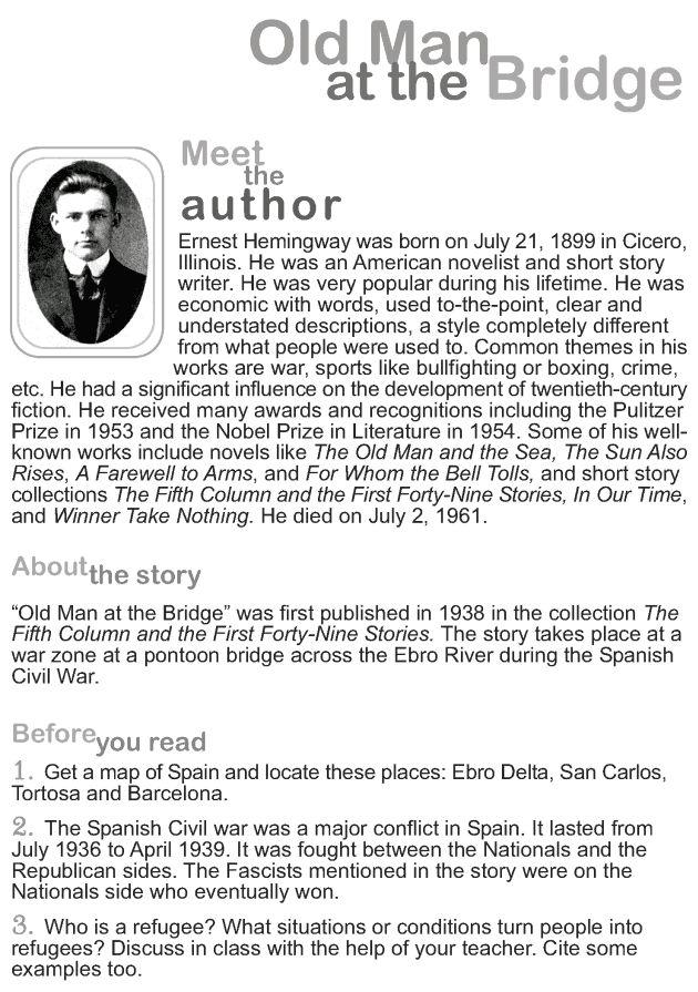 short stories for grade 9 pdf