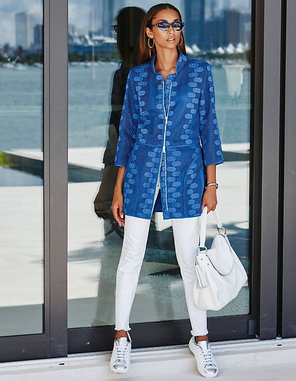 Ture Blue: Ein Statement für den urbanen Look.