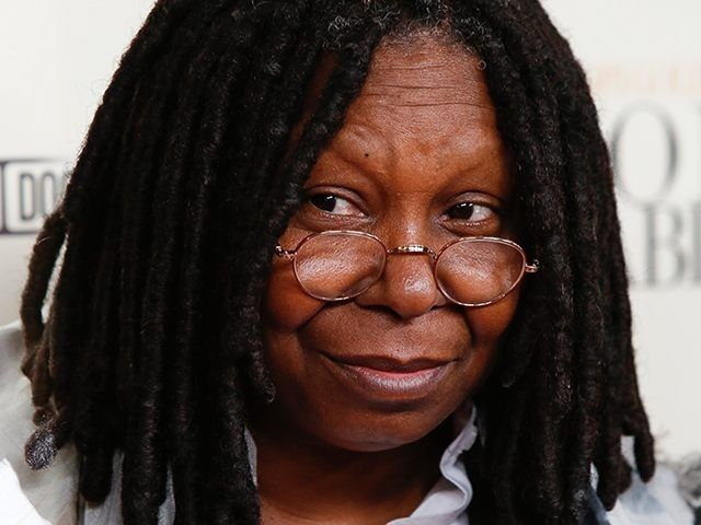 Whoopi Goldberg: I'm More Qualified to Be President than Donald Trump.Yea, right.  The only qualifications she has is to shovel bull S$#t.  What a Fu$#ing idiot.