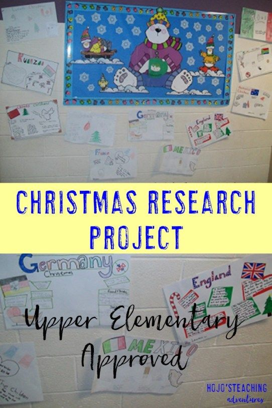 Your upper elementary students will have a blast this December when you do this Christmas research project! Christmas Around the World (or your Holidays Around the World unit) will have a stronger meaning for students when they are in charge of doing the research! Great for 4th, 5th, and 6th grade classroom or homeschool students!