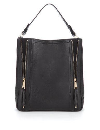 Autograph Leather Zip Hobo Bag - Marks & Spencer