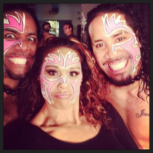 The Usos & Tamina