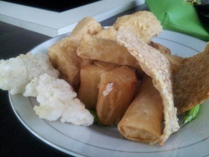 Gorengan, indonesian food