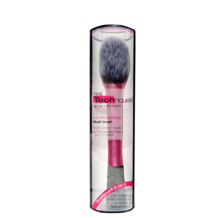 Real Techniques by Samantha Chapman, Your Finish/Perfected Blush Brush, 1 Brush