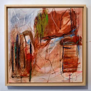 "Saatchi Art Artist Matteo Cassina; Painting, ""Rumori"" #art"
