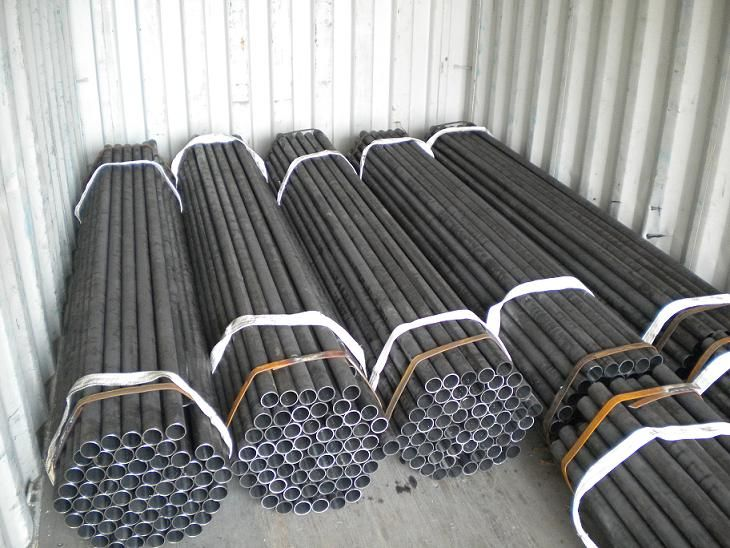 Scaffolding Pipe Available in Maximum 12 Meter Length.
