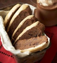 Chocolate and peanut butter make these biscotti an instant favorite. Serve this rich cookie to true chocoholics with a mug of cocoa.