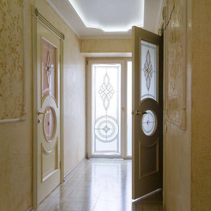 Межкомнатные двери RuLes в интерьере #дверь #межкомнатная #interior #русский_лес