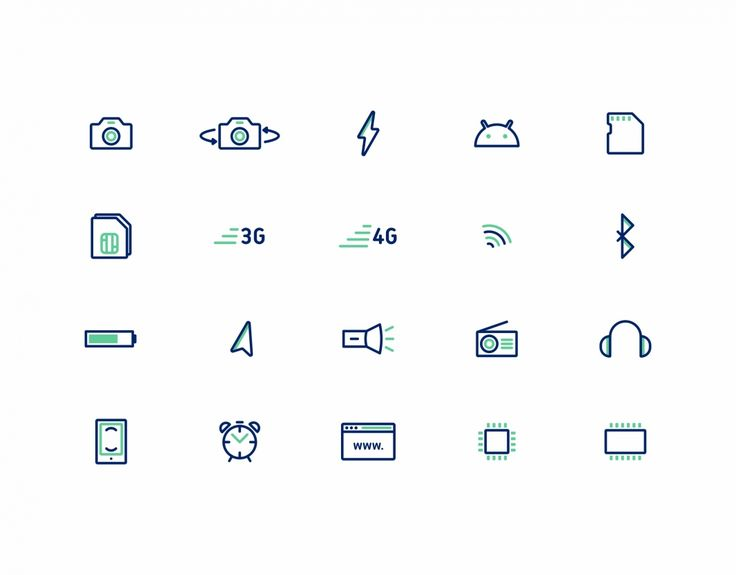 ECHO by Brand Brothers #graphic #design #brand #identity #icons
