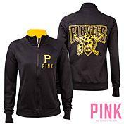 Pittsburgh Pirates Victoria's Secret PINK®  Track Jacket - MLB.com Shop
