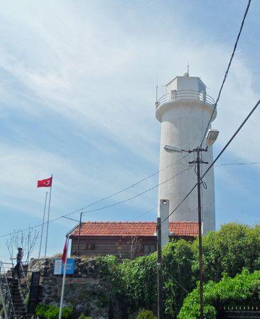 Anadolu Feneri #Lighthouse http://www.roanokemyhomesweethome.com