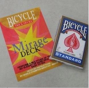 Magic cards mirage deck bicycle cards atomic cards long and short cards magic tricks magic props http://www.buymagictrick.com/products/magic-cards-mirage-deck-bicycle-cards-atomic-cards-long-and-short-cards-magic-tricks-magic-props/ US $5.00 Buy Magic Tricks